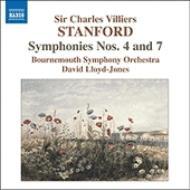 交響曲第4番、第7番 ロイド=ジョーンズ&ボーンマス交響楽団