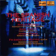 ある貴紳のための幻想曲、他 ヴットケ(ギター)テヴィンケル&南西ドイツ室内管弦楽団