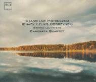 String Quartet.1, 2: Camerata Q +dobrzynski: Quartet.1