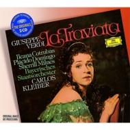 La Traviata: C.kleiber / Bavarian Rso Cotrubas Domingo Milnes