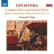 ピアノ曲、オルガン曲全集 ビアーニ(ピアノ、オルガン)(2CD)
