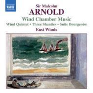 管楽器のための室内楽作品集 イースト・ウィンズ