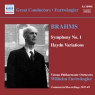 交響曲第1番(1947年)、他 フルトヴェングラー&ウィーン・フィル