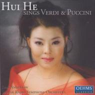 Opera Arias: Hui He(S)Anguelov / Slovak Rso