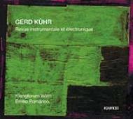 Revue Instrumentale Et Electronique: Pomarico / Klangforum Wien Iem-graz