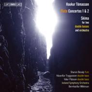 フルート協奏曲第1番、第2番、他 ベザリー(フルート)ウィルキンソン&アイスランド交響楽団