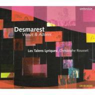 オペラ『ヴィーナスとアドニス』 ルセ&ル・タラン・リリク(2CD)