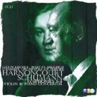 交響曲全集、協奏曲集 アーノンクール&ヨーロッパ室内管弦楽団、アルゲリッチ、クレーメル(3CD)
