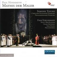 歌劇『画家マティス』全曲 ヤング&ハンブルク・フィル、シュトルックマン(3CD)