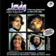 Todas Sus Grabaciones En Cbs 1978-1980