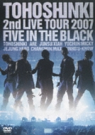 2nd LIVE TOUR 2007 -Five in the Black