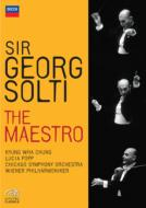 Sir Georg Solti -The Maestro (4DVDs)
