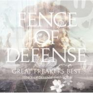 Great Freakers Best Fence Of Defense 1987-2007