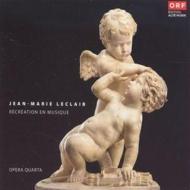 『音楽による気晴らし』(2つのヴァイオリンのためのソナタ集) オペラ・クワルタ