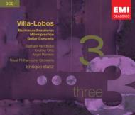 『ブラジル風バッハ』全曲、他 バティス&ロイヤル・フィル、他(3CD)