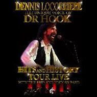 Unique Voice Of Dr.hook: Hirs And History Tour Live