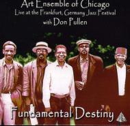 Fundamental Destiny: Live At Frankfurt Germany Jazz