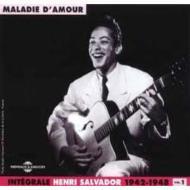 Maladie D'amour: アンリ・サルヴァドールのすべて 1942-1948