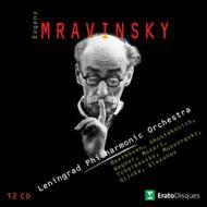 ムラヴィンスキー/エラート・ボックス(12CD)