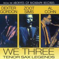 We Three: With Zoot Sims