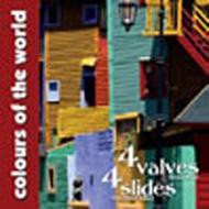 Steven Mead / Trombonisti Italiani Trombone Quartet Colours Of The World