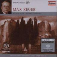 モーツァルトの主題による変奏曲とフーガ、他 ヴァイグレ&ドレスデン・フィル