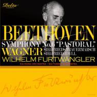 交響曲第6番『田園』、他 フルトヴェングラー&ローマRAI管弦楽団(1952)