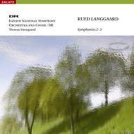 交響曲第2番『春の目覚め』、第3番 ダウスゴー&デンマーク国立交響楽団