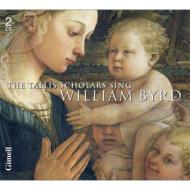 『ウィリアム・バードを歌う』 タリス・スコラーズ(2CD)