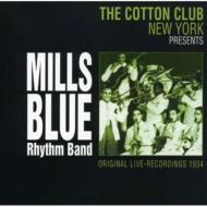 Cotton Club 1934 Live Ny