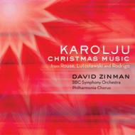 """""""KAROLIJU""""、他 ジンマン&BBC交響楽団、他"""