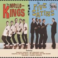 Essential Doo Wop -The Mellow Kings Meet The Five Satins (Digi