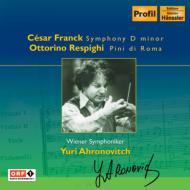 交響曲、他 アーロノヴィチ&ウィーン交響楽団