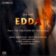 オラトリオ『エッダ』第1部−天地創造 ボイマー&アイスランド響、スコラ・カントゥルム