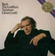 ゴルトベルク変奏曲(1981年) グールド(LP)
