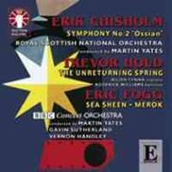 交響曲第2番『オシアン』、他 イェーツ&スコティッシュ・ナショナル管弦楽団、他