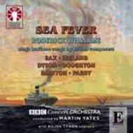 Roderick Williams(Br)Sea Fever-songs By British Composers
