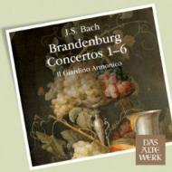 ブランデンブルク協奏曲全6曲 イル・ジャルディーノ・アルモニコ(2CD)