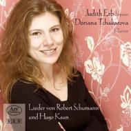 Lieder: Erb(S)Tchakarova(P)+sc...