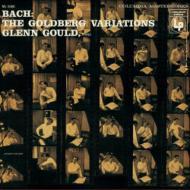 バッハ(1685-1750)/Goldberg Variations: Gould(P) (1955)