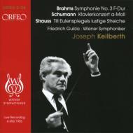 交響曲第3番、他 カイルベルト&ウィーン交響楽団、他