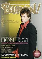 Magazine (Book)/Burrn: 2008年: 1月号