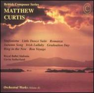 Orch.works Vol.2: G.sutherland / Royal Ballet Sinfonia