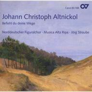 Mass, Etc: Straube / Musica Alta Ripa Norddeutscher Figuralchor