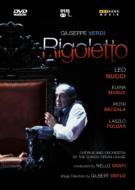 Rigoletto: Deflo Santi / Zurich Opera Nucci Mosuc Beczala