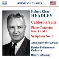 ラジオのための交響曲第1番、他 ヤブロンスキー&ロシア・フィル、ボロリュボヴァ(p)