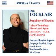 四季の交響曲、フェニックスそして再び、他 トレヴォー&スロヴァキア放送交響楽団