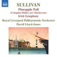 アイルランド交響曲、パイナップル・ポール組曲 ロイド=ジョーンズ&ロイヤル・リヴァプール・フィル