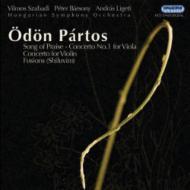 ヴァイオリン協奏曲、ヴィオラ協奏曲第1番『讃歌』、他 サバディ(vn)バールショニ(va)A.リゲティ&ハンバリー響