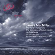 イゾベル・ゴーディの告白、世界の贖罪 コリン・デイヴィス&ロンドン交響楽団